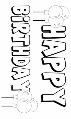 Happy Birthday Daddy Coloring Coloring Page Father S Day Happy