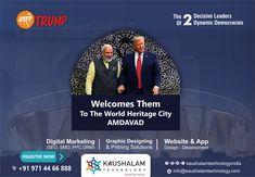 Kaushalam Technology is a Digital Branding & Communication. Ahmedabad, Design Development, Facebook Sign Up, Welcome, United States, Technology, Warm, Digital, City