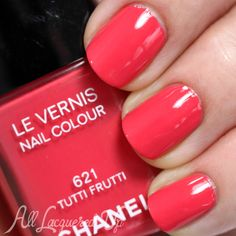 CHANEL Summer 2014 Nail Polish from Reflets D'Été de Chanel