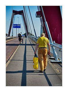 The yellow man