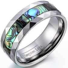Image result for abalone pickup rings