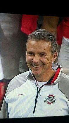 *Urban Meyer & His Ohio State Buckeyes B1G Champs 2014*