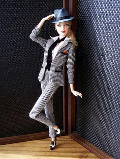 Barbie Loves Frank Sinatra.  OMG, wish I had this doll.