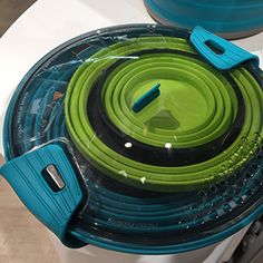 Sea To Summit X Pot Set is a fully-functional, collapsible cooking pot, comprised of a hard anodized aluminium base which is melded to a high grade silicone top. It's completely collapsible, saving so much space.