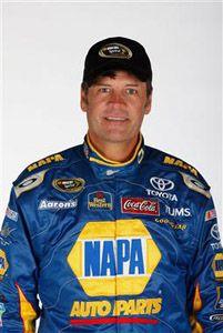 Michael Waltrip, NASCAR driver, born in Owensboro