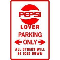 I Love Pepsi-Cola - Cool Vintage Stuff