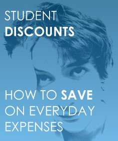 http://www.moneysavingspy.com/news/276828-Student-Discounts-How-to-Save-on-Everyday-Expenses