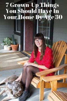 7 Grown-Up Things You Should Have In Your Home By Age 30 | Apartment Therapy