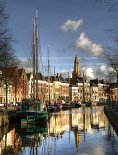 Groningen, Netherlands My homeland and the start of my roots ❤️ Great Places, Places To See, Beautiful Places, Kingdom Of The Netherlands, Wonders Of The World, Vacation Destinations, Places To Travel, The Good Place, Scenery