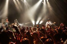 BIGMAMA、盟友ユニゾンと大阪で二夜連続ツーマン「こんな贅沢ないでしょ」  http://natalie.mu/music/gallery/show/news_id/189726/image_id/587547