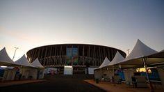 Estádio Nacional de Brasília - Brasília