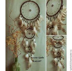 """Купить Ловец Снов """"Дуновение"""" - красивый ловец снов, красивый подарок, необычные ловцы снов"""