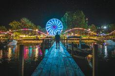 okaboji iowa, arnolds park, amusement park | Joedigital