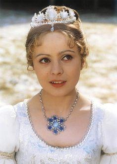 Popelka-Cinderella,Czechoslovakian actress Libuše Šafránková
