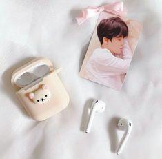 Korean Aesthetic, Beige Aesthetic, Apple Watch, Earphone Case, Air Pods, Kpop Merch, Airpod Case, Cute Cases, Iphone Accessories
