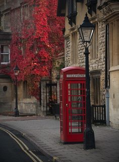 Autumn, Oxford, England
