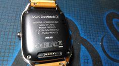 Asus Zenwatch2, Sebuah Android Wear yang trendy dan elegan. #asus #zenwatch