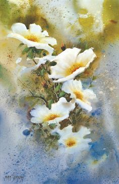 Ivars Jansons #watercolor jd