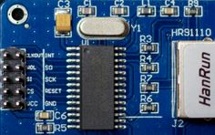 Setting up an Arduino with the ENC28J60 Ethernet Network Module. Article written by Sven Hofmann.