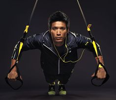 The Suspense Is Over: Study Shows TRX Builds Muscle Like Weights