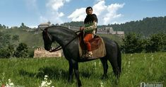 Kingdom Come: Deliverance gameplay looks like Elder Scrolls IV's older brother