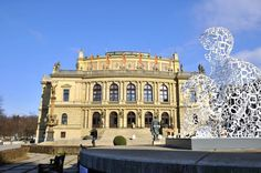 Rudolfinum Gallery | Prague Stay