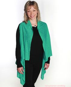 All+Occasion+Fabric+Wraps+by+Mary+Mulari+as+seen+on+Sewing+With+Nancy+Zieman