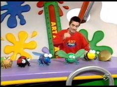 ART ATTACK - EPISODIO 14 - PRIMERA PARTE - BICHOS -GLOBOS.avi