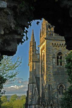 Llandaff Cathedral, Llandaff, Cardiff, Wales Copyright: David Moreau