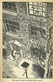 Ronald Lampitt illustration