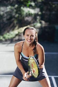 Martina Hingis Tonic Tennis Fashion
