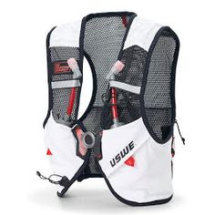 Pace™ 2 / S-M / White-Black Different Sports, Hydration Pack, Cross Country Skiing, Hip Bag, Designer Backpacks, Training Equipment, Golf Bags, Things That Bounce, Snug