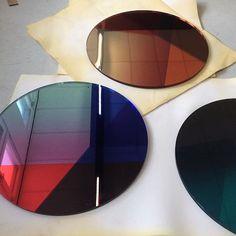 The new batch of Seeing Glass by Sabine Marcelis & Brit van Nerven #etageprojects #sabinemarcelis #britvannerven