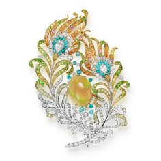 Pearl Love, Pearl Color, Opal Jewelry, High Jewelry, Jewellery, Diamond Brooch, Pearl Brooch, Saphir Rose, Japanese Jewelry
