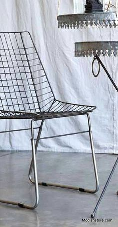 Homeport Yalria Cafe Chair
