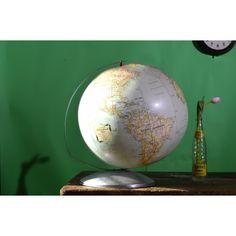 Giant Inflatable #Globe - Pedlars Friday #Vintage - Pedlars Vintage