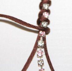 wrapped wire and stones bracelet - braccialetto con pietre - hacer-pulseras-de-hilos-y-piedras-3