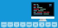 #أهم_لغات_البرمجة المستخدمة حاليا  تعرف عليها من خلال هذا المقال  #Python #C #C_sharp #Java #R #PHP #Swift