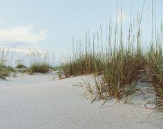 Seaside Landscape, Landscape Photography, Beach Decor, Nautical Decor, Sand Dunes, Fine Art Photography, Sea Prints, Beach Photography
