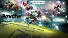 [Video] RIGS Review #Playstation4 #PS4 #Sony #videogames #playstation #gamer #games #gaming