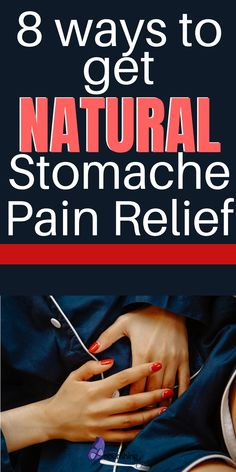 Are you currently dealing with a stomach ache? If so, these natural stomach pain relief remedies will surely help you feel better. Stomach pain can bee so debilitating, turn to these home remedies to get rid of your stomach pain. Natural pain relief can work, you just need to know the right natural remedies to try. These remedies also help with period cramps for menstruation. Come and learn how to deal with your stomach pain naturally! #stomachpain #painrelief #period #cramps #nourishingtime