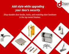 Add Style While Upgrading Your Dooru0027s Security. Shop Durable #doorknobs,  #locks And