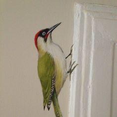 #groene specht  # birds