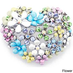 Buy Valentine Brooches & Pins with beautiful rhinestones. Our beautiful Valentine Brooches & Pins are the best quality custom jewelry & accessories. Jar Of Hearts, Crystal Fashion, Heart Images, I Love Heart, Heart Jewelry, Cool Things To Make, Custom Jewelry, Krystal, Brooch Pin
