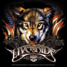 and ride to live