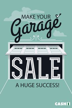 Make some extra cash when you read these ideas. You'll be rocking your garage or yard sales with ease. These tips will show you how to do a garage sale.