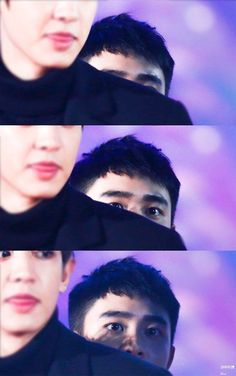 Kyungsoo : literally a bias wrecker. Also, my bias is Chanyeol. This picture just got so much more meaningful lol Kaisoo, Chanbaek, Chanyeol Baekhyun, Park Chanyeol, Kpop Exo, K Pop, Exo Lockscreen, Kpop Memes, Exo Do