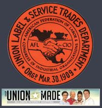 history of union labels | an online exhibit  #union #theunion #unionlabel #workersunion