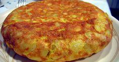 La ricetta della tortilla spagnola | Ultime Notizie Flash