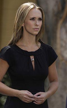 Jennifer Love Hewitt Melinda Gordon Ghost Whisperer Hair